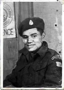 Private Frank Joseph Gray – WW2
