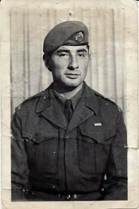 Philip Gray Military Photo
