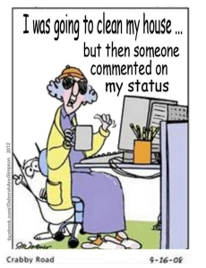 Maxine-On-Cleaning