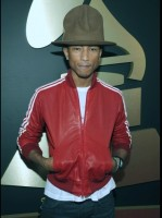 Pharrell Williams - Grammys stock