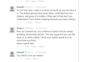 Pathetic and Dense; You HAVE To Be an Indian