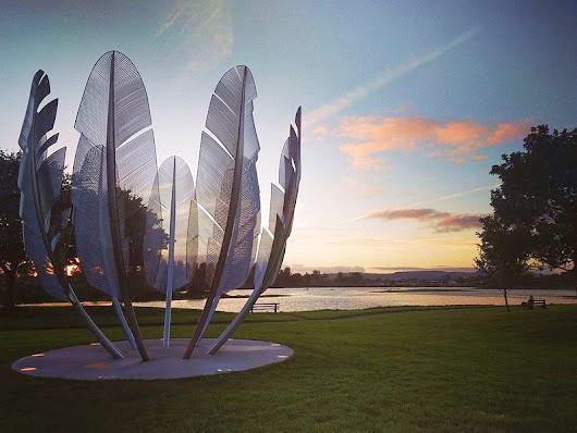 Irish Memorial to Choctaw