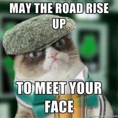 Irish road