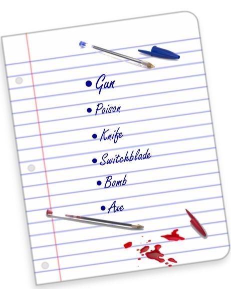 Killer Pen