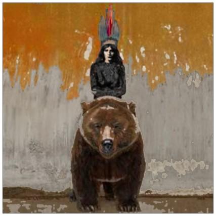 Valkryie on Bear - 2
