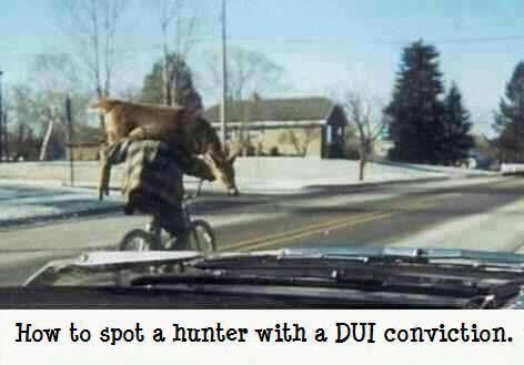 drunk hunter