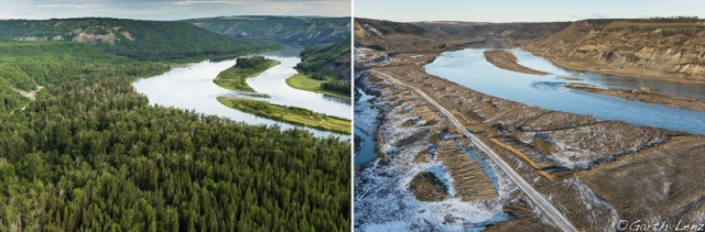 site c before and after ©Garth Lenz-2